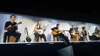 1st Sydney Dixie Chicks concert - WHITE TRASH WEDDING 29/03/17