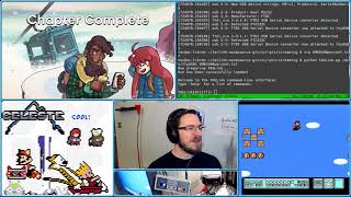 Celeste TAS (by DevilSquirrel and KDT) with commentary by TGH