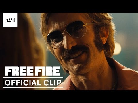 Free Fire (Clip 'Introductions')