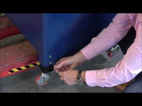 Ampag Speed: Machine verhogen