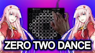 2 Phút Hơn - Pháo (KAIZ Remix) Zero Two Dance // Launchpad Soft Cover TikTok Trend 🎵#tiktok #zerotwo