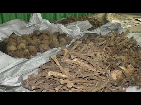 Ρουάντα: Ανακαλύφθηκαν μαζικοί τάφοι από την περίοδο της γενοκτονίας…