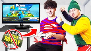 SCHOOL BULLY FORCES FAZE JARVIS TO PLAY FORTNITE