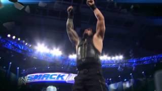 -WWE- Roman Reigns 2nd Custom Titantron 2015 ᴴᴰ
