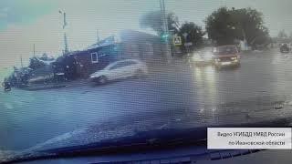 В Иванове ребенок попал под машину