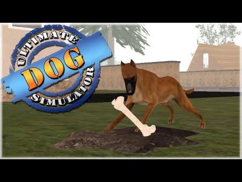 Life as a Stray Great Dane!! • Ultimate Dog Simulator