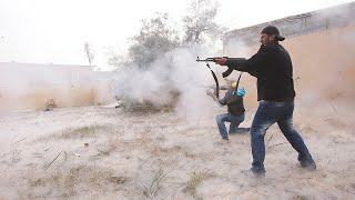 video: Anti-Gaddafi rebels fight the regime: A photojournalist's experience covering the Arab Spring