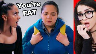 Popular Girl Fat Shames Student...
