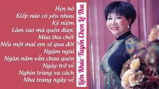 Hẹn Hò Lệ Thu - Liên khúc nhạc trữ tình hay nhất 2017 - Nhạc Phạm Duy