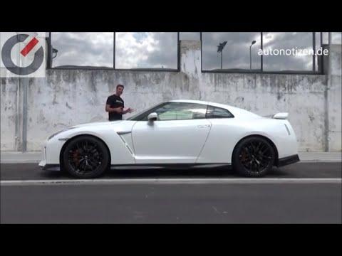 2018 Nissan GT-R Prestige Edition 419 kW/570 PS Test, Fahrbericht, Review