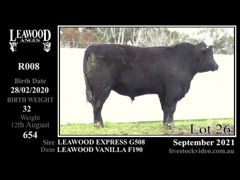 LEAWOOD EXPRESS R008