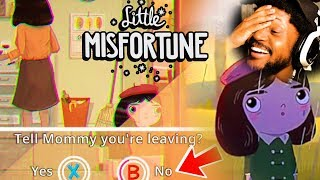 THE CUTEST LITTLE HORROR GAME THERE IS | Little Misfortune