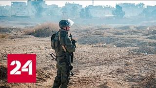 В Сирии погиб российский военный советник Сергей Бордов
