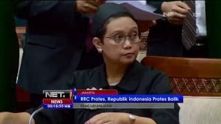 Menlu Retno Marsudi Tanggapi Protes Pemerintah Cina Terkait Penangkapan Kapal Cina - NET24