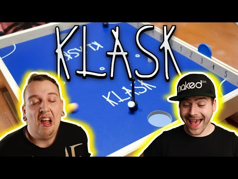 The Game That Ends Friendships (KLASK)