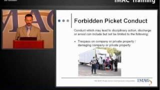AFIMAC - Strike Preparation and Contingency Planning - A Complete Management Guide