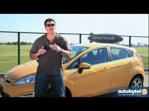 2012 Ford Fiesta: Video Road Test and Review
