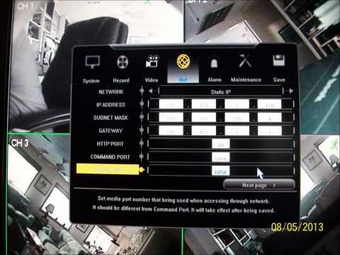 Download Zmodo WI FI DVR setup - VIDEO DOWNLOAD