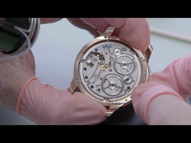 Czapek retour d'une marque de haute horlogerie