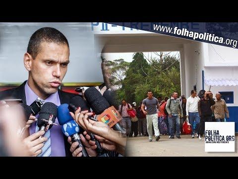 Promotor responde a ex-prefeito preso que escreveu livro sobre presos famosos: 'o estarrecedor...