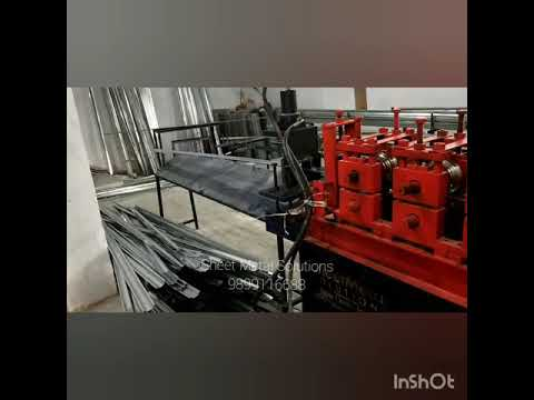 Automatic 2 In 1 False Ceiling Roll Forming Machines