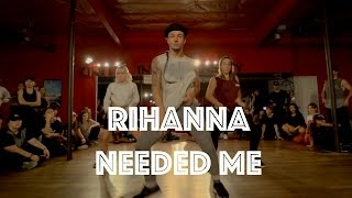 Rihanna   Needed Me | Hamilton Evans Choreography