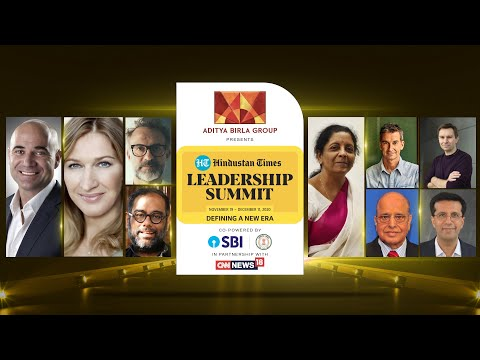 #HTLS2020: Live sessions with FM Nirmala Sitharaman; ageing expert Dr David A. Sinclair and more