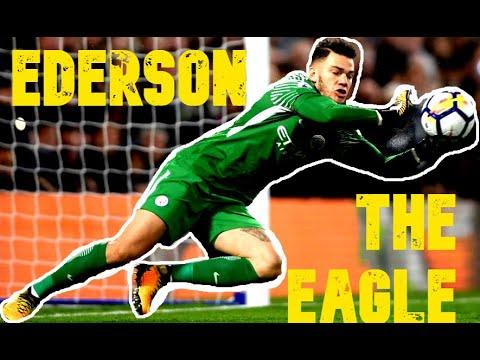 EDERSON the EAGLE - Man City vs Bayern Munich
