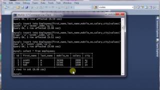 How to bind MySQL data to DataGridView (C# code)