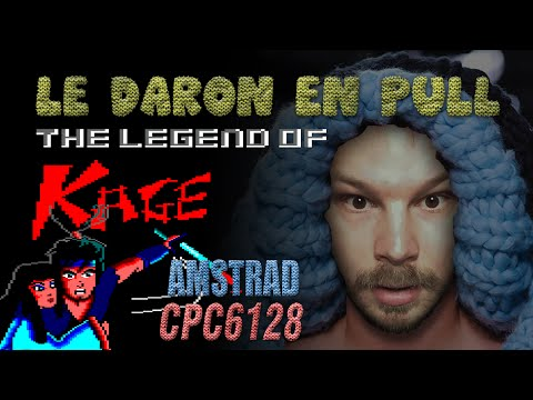 The Legend of Kage – Le Daron en Pull