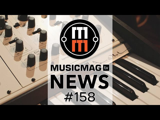 News #158: борьба Behringer и Oberheim, новый проект Teenage Engineering, Studio One 5.2 и др.