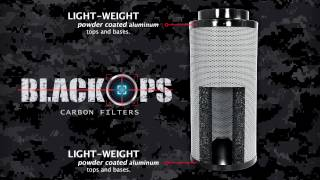 Black Ops Carbon Filters