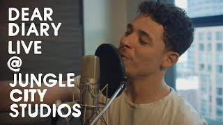Video Anthony Ramos - Dear Diary (Live @ Jungle City Studios) MP3, 3GP, MP4, WEBM, AVI, FLV Agustus 2019