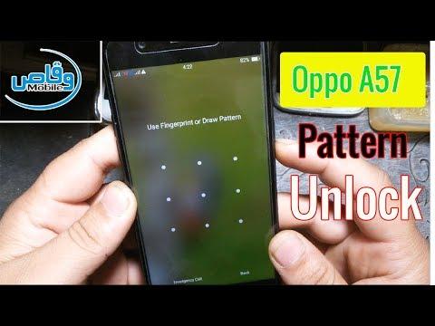 REMOVE PATTERN | PIN | PASSWORD OPPO A57 (CPH1701) | UNBRICK - DEAD