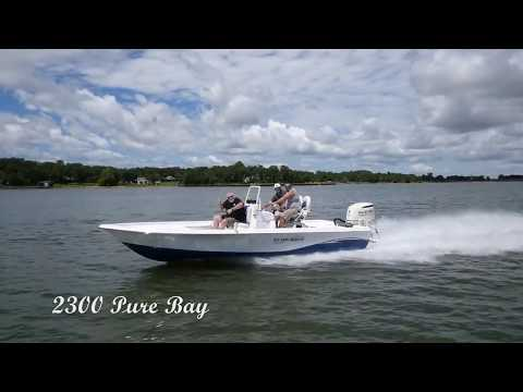 Blue Wave 2200 Pure Bay video