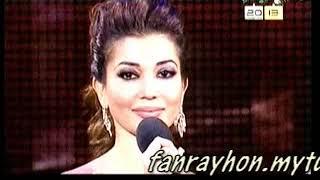 Rayhon - Лучшая певица года M&TVA-2012!