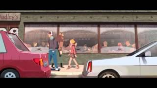 One day -  Animation Short Film 2012 - GOBELINS