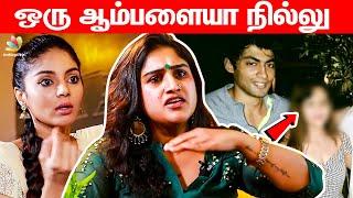 Sanam-காக நிப்பேன்  - Vanitha அதிரடி   Tharshan, Sanam Shetty, Sherin, Bigg boss Tamil, Vijay Tv