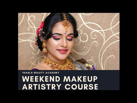 Weekend Makeup Artistry Course at Pearls Beauty Academy ...