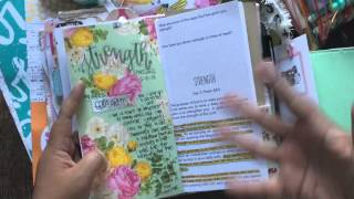 Creative Journaling In Your Daily Devotional With Florence Antonette