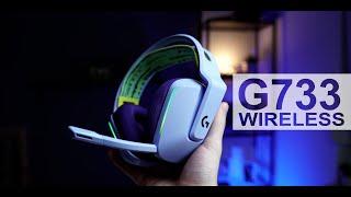Logitech G733 Wireless REVIEW für PC&PS5 | Lohnt sich das Headset?