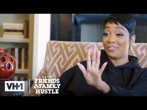Monica Confides in Toya About Her Divorce 'Sneak Peek' | T.I. & Tiny: Friends & Family Hustle