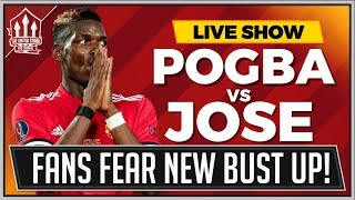 Is Paul Pogba or Jose Mourinho More Important to Manchester United? MUFC News Now