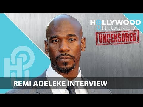Remi Adeleke on Becoming a Navy Seal & Uplifting Black Fathers on Hollywood Unlocked [UNCENSORED]