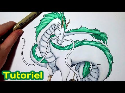 Dessiner homer simpson tutoriel - Comment dessiner un dragon chinois ...