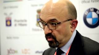 Youtube: Intervista a Silvio De Girolamo, World Communication Forum 2013