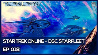 Star Trek Online - Age Of Discovery - Romulan Mystery [DSC Federation]