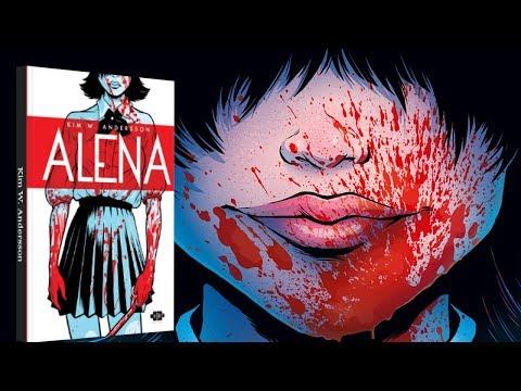 Se torcer, pinga sangue! ALENA, quadrinho de psicopata | Vlog do PN #206