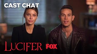 Lucifer | Looking Back at Season 2 - Lauren German & Kevin Alejandro