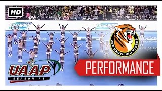 UAAP 78 CDC: UST Salinggawi Dance Troupe